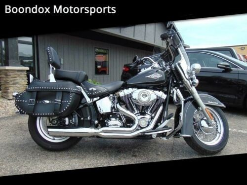 2010 Harley-Davidson Heritage Softail SOFTAIL Black for sale craigslist