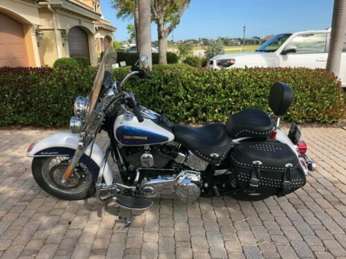 2010 Harley-Davidson Softail Black Ice for sale craigslist