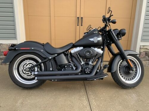 2010 Harley-Davidson Softail Black for sale craigslist