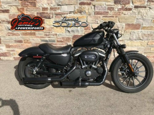 2010 Harley-Davidson Sportster XL883N - Sportster® Iron 883™ Denim for sale craigslist