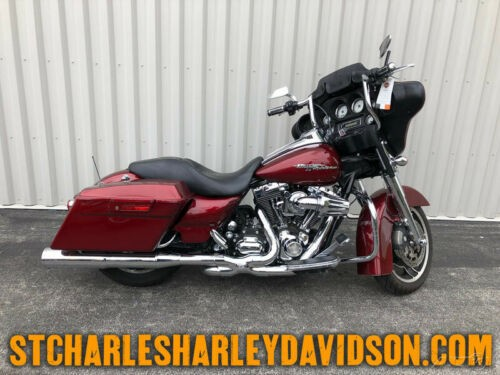 2010 Harley-Davidson Touring Red Hot Sunglo craigslist
