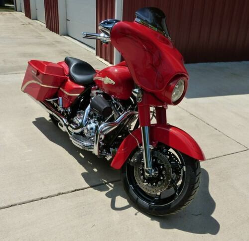 2010 Harley-Davidson Touring Tequila Sunrise for sale