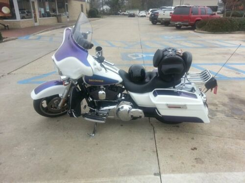 2010 Harley-Davidson Touring White ice/Black ice for sale craigslist