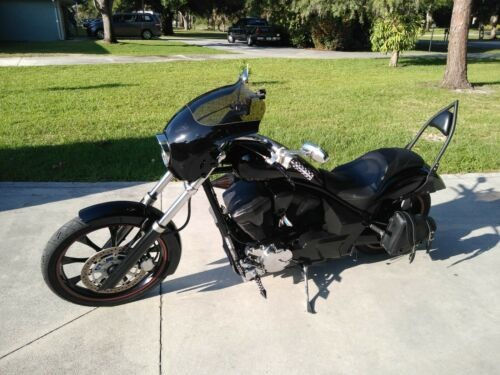 2010 Honda Fury Black for sale