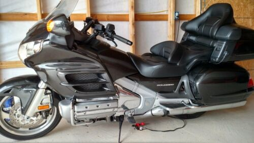 2010 Honda Gold Wing Black for sale craigslist