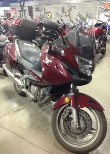 2010 Honda NT700V -- Red for sale craigslist