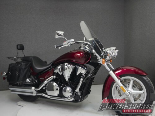 2010 Honda Stateline VT1300 1300 CANDY GLORY RED for sale craigslist
