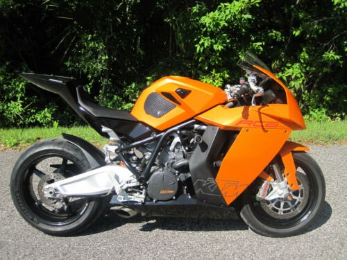 2010 KTM RC8 Superbike Orange craigslist