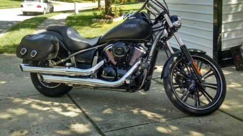 2010 Kawasaki Vulcan Black for sale craigslist