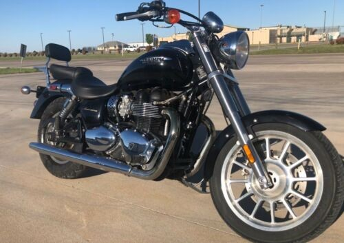 2010 Triumph America Black for sale craigslist