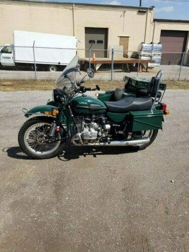 2010 Ural Patrol Green for sale craigslist