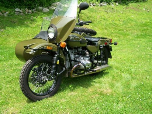 2010 Ural Patrol green for sale