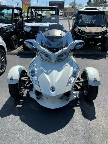 2011 Can-Am RT LIMITED SE5 WHITE for sale craigslist