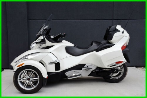 2011 Can-Am RT Limited - B9BA (Pre-Owned 22k Miles) Pearl White for sale