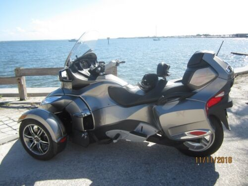 2011 Can-Am Spyder RTS Silver craigslist