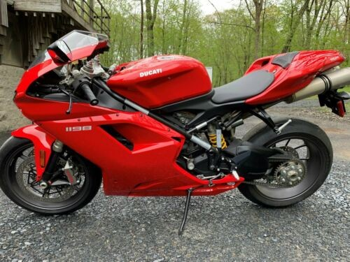 2011 Ducati Superbike Red for sale craigslist