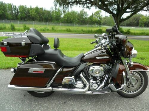 2011 Harley-Davidson FLHTK Brown for sale craigslist