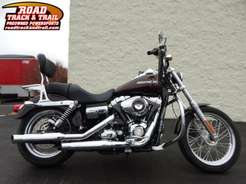 2011 Harley-Davidson FXDC - Dyna® Super Glide® Custom -- Dark / Light Candy Root Beer for sale