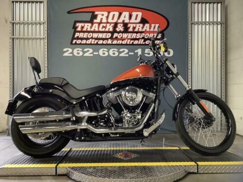 2011 Harley-Davidson FXS - Softail® Blackline® -- Black for sale craigslist