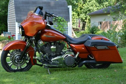 2011 Harley-Davidson Other Sendon Orange for sale craigslist