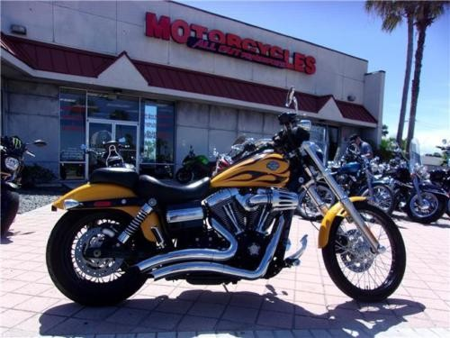 2011 Harley-Davidson Other WIDE GLIDE Yellow for sale craigslist