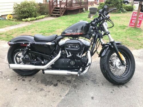 2011 Harley-Davidson Sportster Black for sale craigslist