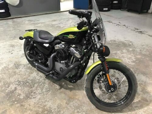2011 Harley-Davidson Sportster Green for sale craigslist