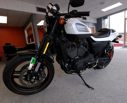 2011 Harley-Davidson Sportster White for sale