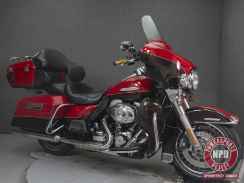 2011 Harley-Davidson Touring FLHTK ELECTRA GLIDE ULTRA LIMITED Black for sale craigslist
