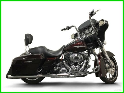 2011 Harley-Davidson Touring CALL (877) 8-RUMBLE Brown for sale