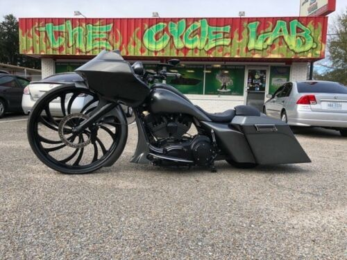 2011 Harley-Davidson Touring CHARCOAL PEARL for sale craigslist