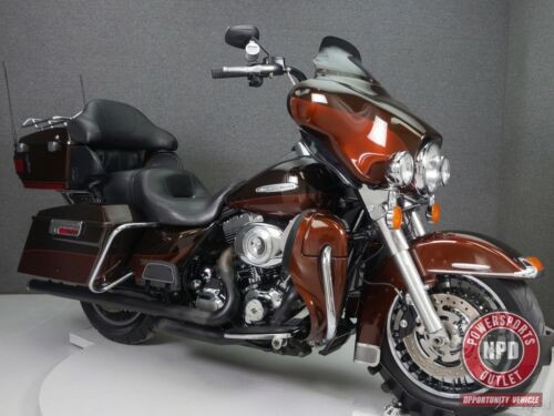 2011 Harley-Davidson Touring Flhtk Electra Glid DARK/LIGHT CANDY ROOT BEER craigslist