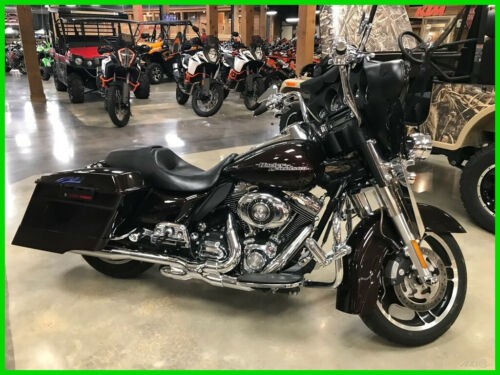 2011 Harley-Davidson Touring Street Glide™ Metallic Root Beer for sale craigslist