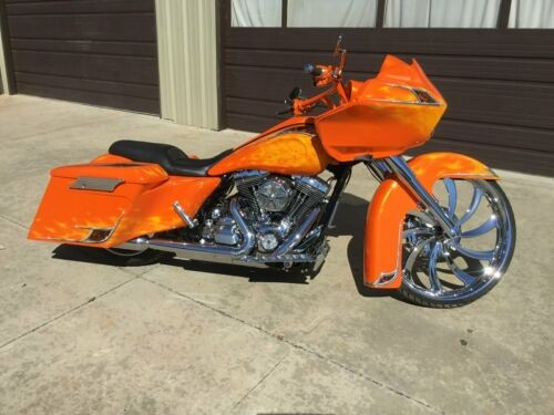 2011 Harley-Davidson Touring Orange for sale craigslist
