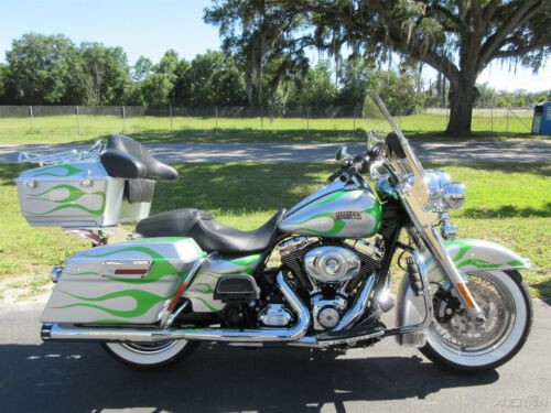 2011 Harley-Davidson Touring Road King Classic Silver for sale craigslist