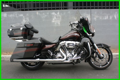 2011 Harley-Davidson Touring CVO Street Glide Screamin' Eagle Silver for sale craigslist