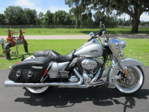 2011 Harley-Davidson Touring Road King® Classic Silver for sale craigslist