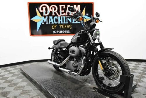 2011 Harley-Davidson XL1200N - Sportster Nightster -- Black for sale craigslist