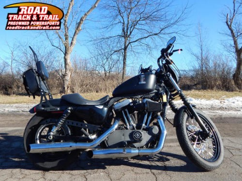 2011 Harley-Davidson XL1200N - Sportster® Nightster™ -- Black for sale craigslist