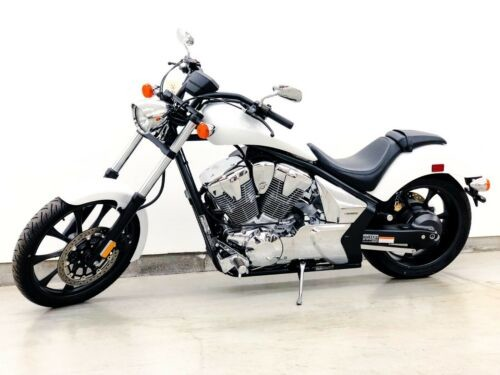 2011 Honda Fury -- White for sale craigslist