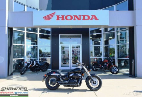 2011 Honda Shadow Phantom Black for sale