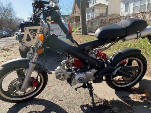 2011 Other Makes Sachs Madass 125 (Pierspeed) Black craigslist