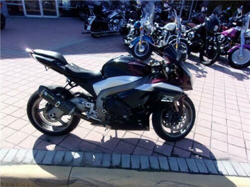 2011 Suzuki GSX-R -- BURGANDY for sale