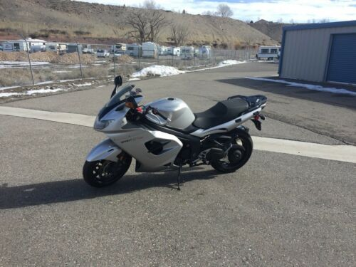 2011 Triumph Sprint Silver for sale