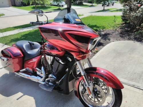 2011 Victory Cross Country for sale craigslist