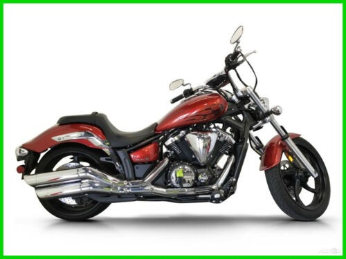 2011 Yamaha XVS13CAO/C STRYKER (RED) CALL (877) 8-RUMBLE Red for sale craigslist
