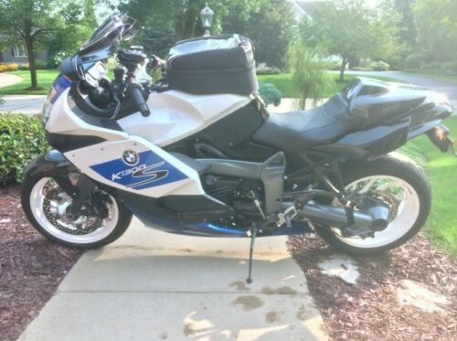 2012 BMW K-Series Blue-White for sale