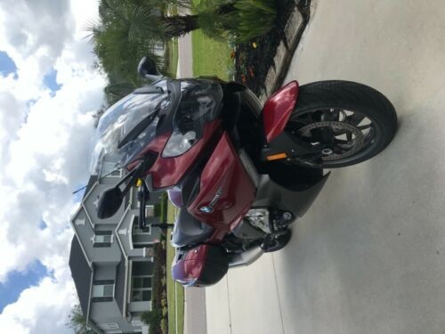 2012 BMW K-Series Red for sale craigslist