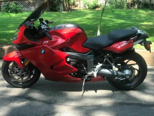 2012 BMW K-Series Red for sale