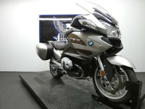 2012 BMW R 1200 RT STANDARD -- Magnesium Over Beige for sale
